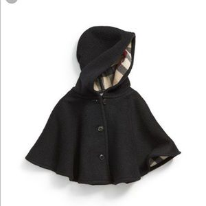 Burberry toddler cape SOLD OUT